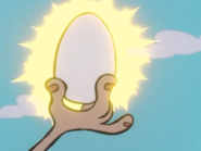 Who What Where Ed - The Egg