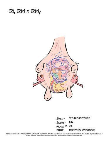 File:Drawing on Udder.jpg