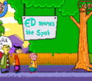 Ed Marks the Spot (GBA)