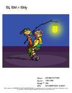 Ed Carry Edd and Eddy