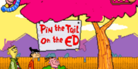 Pin the Tail on the Ed (GBA)