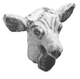File:Ibex Head, 28th Dynasty, Gallatin Collection.png