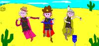 Texas Boomerang Boys Heroes