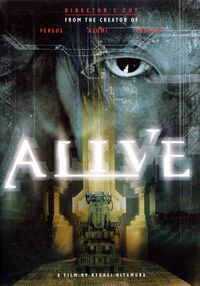 Alive dvd