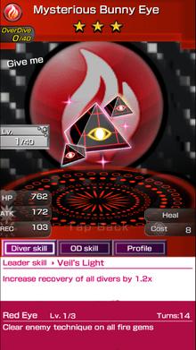0198 Mysterious Bunny Eye