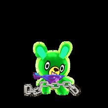 136 Green Rock Bear