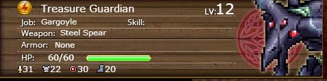 Treasure Guardian 12