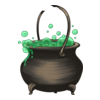 Clothing Bubbling Cauldron