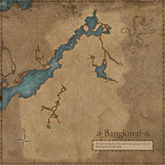 Bangkorai Map