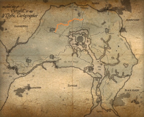 File:Map of cyrodiil aged Orange Road.png