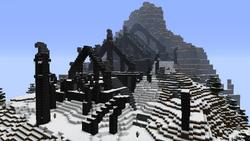 Minecraft Bleak Falls Barrow
