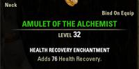 Amulet of the Alchemist