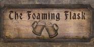 TESIV Sign FoamingFlask