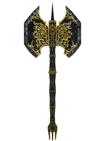File:Ebony Battle Axe OB.png