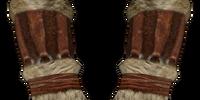 Deer Skin Gauntlets