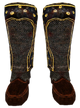 Ebony Boots (Oblivion) Female