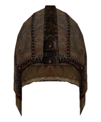 File:Leather Helmet (Oblivion).png