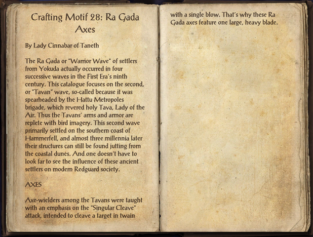 File:Crafting Motifs 28, Ra Gada Axes.png