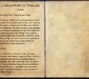 Racial Motifs 23: Malacath