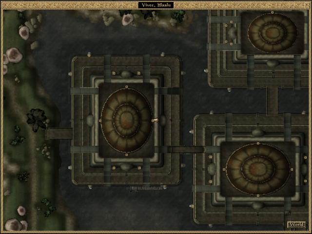File:Vivec, Hlaalu Treasury Map - Hlaalu Canton, Waistworks Morrowind.png