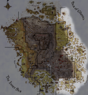 Azura's Coast Map