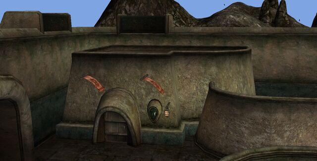 File:TES3 Morrowind - Molag Mar - Redoran Stronghold exterior.jpg