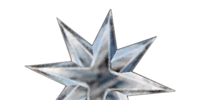 Steel Throwing Star