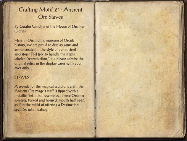 File:Crafting Motifs 21, Ancient Orc Staves.png