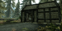 Cabane de Meeko