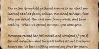 Letter to Ofglog