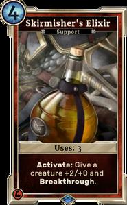 Skirmisher's Elixir (Legends)