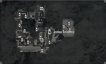 Aretino Residence Elder Scrolls Fandom Powered By Wikia