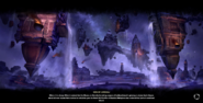 Den of Lorkhaj Loading Screen