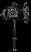 TES3 Tribunal - Weapon - Stendarr's Hammer