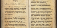 Knightsgrave: Legend or Legacy?