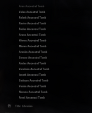Ancestral Tombs Hunter Achievement - Page 2