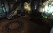 Claudius Arcadias house interior