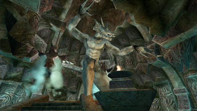 File:Ald Daedroth, Right Wing Molag Bal - Morrowind.png