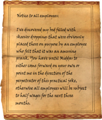 All Employees Must Read!