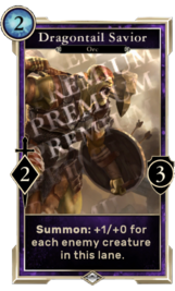 Legends Premium Card Beta