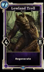 Lowland Troll (Legends)