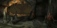 Hackdirt Caverns