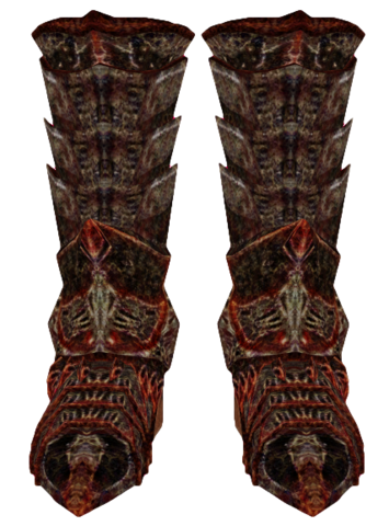 File:Daedric Boots (Oblivion) Female.png