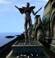 Vivec, Temple Statue 1 - Morrowind