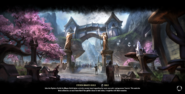 Eyevea Mages Guild Loading Screen