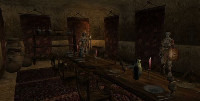 File:TES3 Morrowind - Molag Mar - Armigers Stronghold interior.jpg