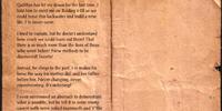 Firuin's Journal