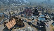 Whiterun Skyrim Skyview