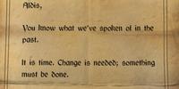 Gorm's Letter