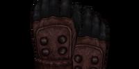 Worn Shrouded Gloves